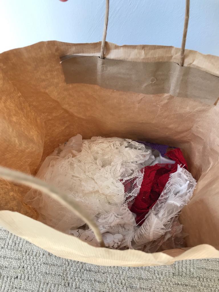 Fabric Scraps Bristol