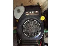Kohler 15 HP engine - John Deere ride on mower engine with new starter