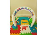 Fisher Price Interactive Baby and Toddler Toy - Bright beats smart touch play space.