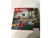 Lego juniors ninjago