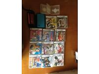 **GONE** Nintendo DS and selection of games