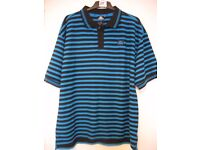 """MEN'S """"LONSDALE"""" POLO SHIRTS – NEW (STILL TAGGED)"""