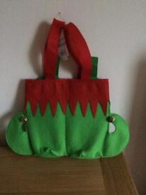 Christmas wine gift bags (£1 each) NEW