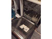 Miele intergrated dishwasher