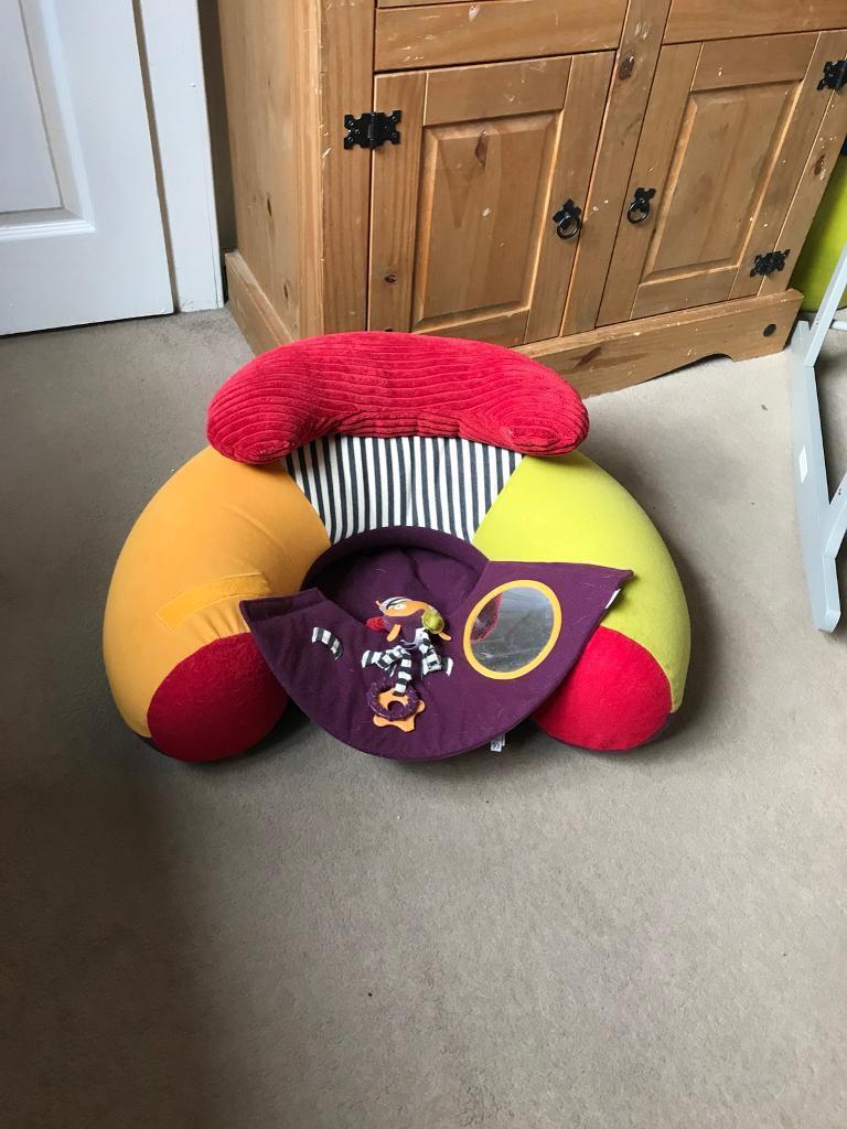 Sit me up baby seat ring | in Ashington, Northumberland | Gumtree