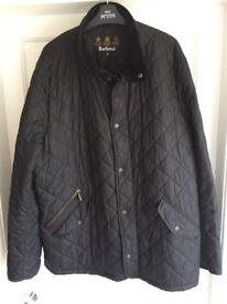 Mens Genuine Barbour Quilted Jacket