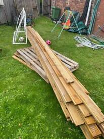Decking & timber