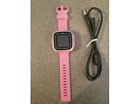 Pink VTECH kidizoom smart watch