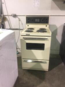 Older apartment size stove  - FREE DELIVERY+INSTALLATION