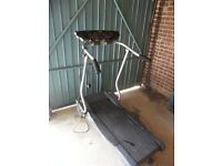 ELECTRIC TREADMILL - £90