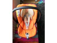 Cybex cloud q car seat