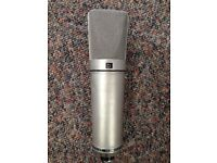 Vintage Neumann U89 for sale