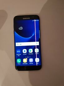 Samsung Galaxy S7 Edge Black 32GB Unlocked