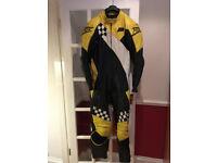 MJK One Piece Motorcycle Leathers