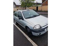 2001 Renault Clio Grande