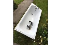 Cast Iron Bath Scrap Metal FREE