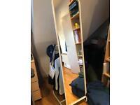 Ikea mirror knapper