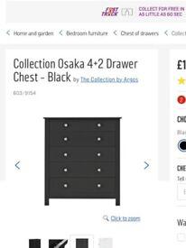 Black new draw set