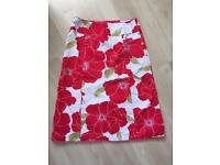 Monsoon skirt size 8