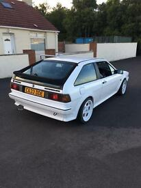 VW Scirocco 1986 Mk2 GTX **10 Month MOT - FULL SERVICE TO 1986** Porshe alloys