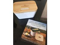 Collectible and Limited edition Bertolli Butter Dish brand new and unused