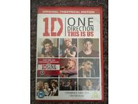 One Direction - this is us tour