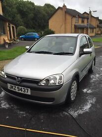 Vauxhall Corsa (03)