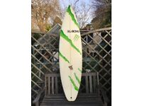 Billabong Surfboard 6'3, limited edition, almost new condition