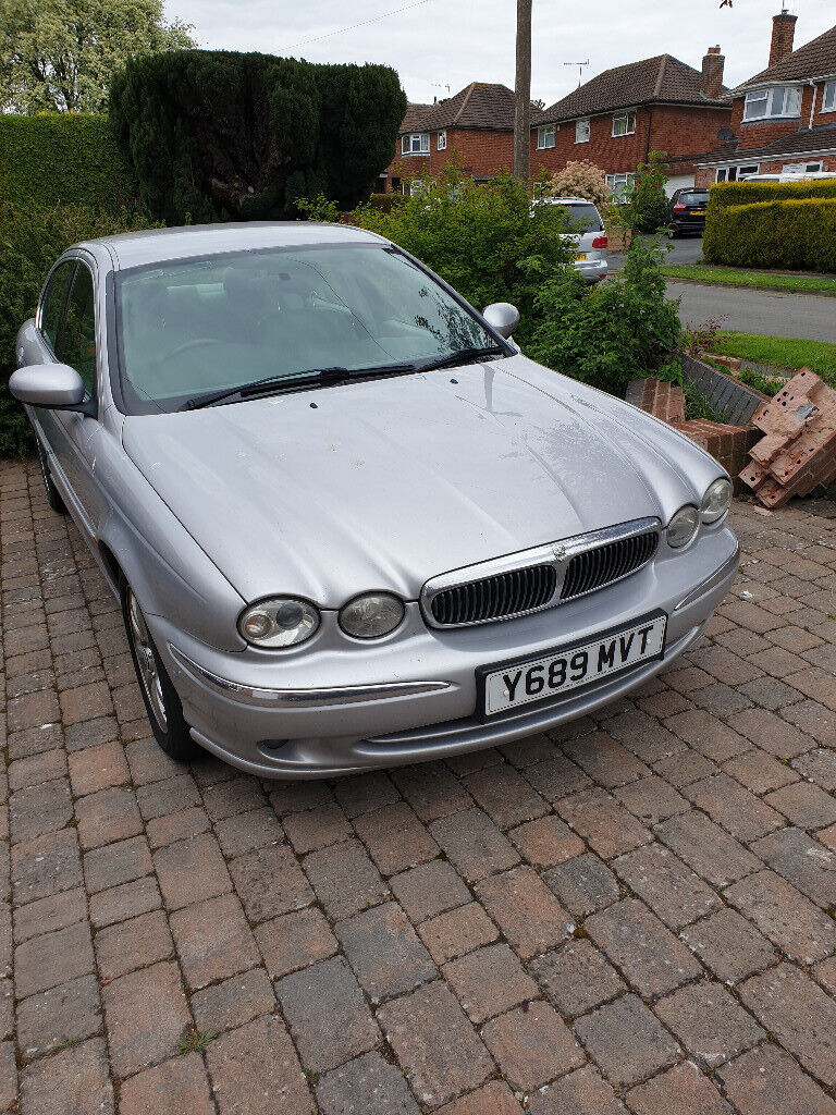 2001 Jaguar X-Type 2.5 AWD For Sale   in Worcester ...