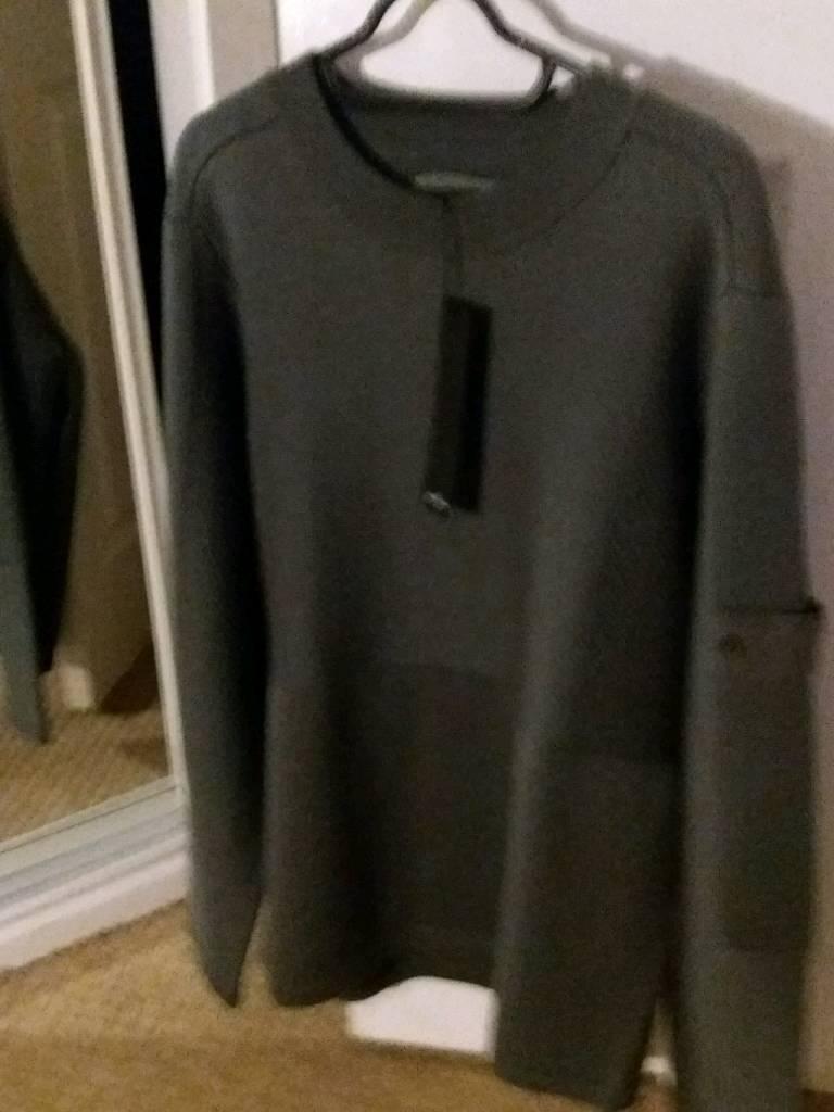 Bnwt Aw1718 Stone Island Ghost Knitwear In Denny Falkirk Gumtree