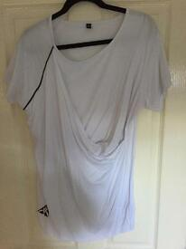 Alex Christopher Directional Drape Tee - Medium - Brand New