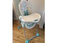 Good sturdy high chair
