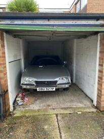 Lock-up garage for car Thornton Heath, nr Streatham, Norbury