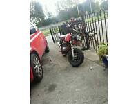 Monkey bike in bits, spares or repair