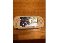 64gb Psp street console 15,000 games