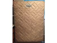 Double Mattress (lived under a water/dust-proof cover all its life) for Sale