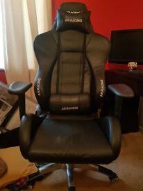 AK Racing Black Chair