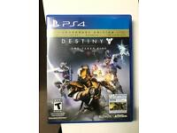 (HIGH QUALITY) Destiny Taken King Ps4 Game (No Taken King Dlc included)