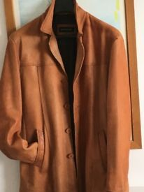 Kurt Muller leather jacket.