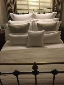 Beautiful authentic Victorian bed frame