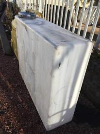 350 litre upright water tank
