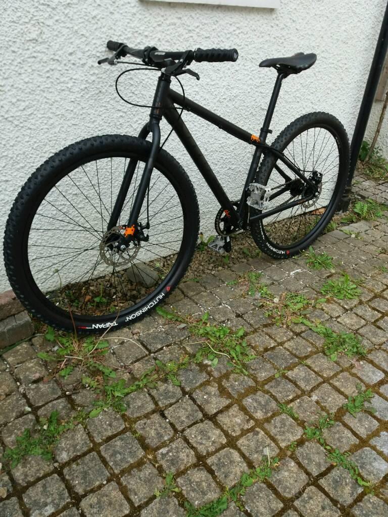 single speed 29er mountain bike