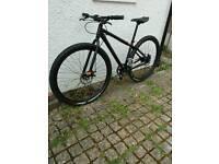 """Vitus Dee 29 single speed 29er mountain bike (16"""" frame)"""