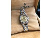 Authentic ROLEX Datejust 16973 26mm Ladies