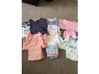 Brand new 6pairs of pjs and 3 vests