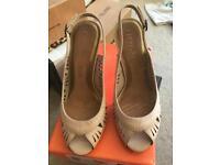 River island heels size 5