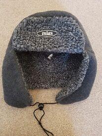 Steiner ski adults grey winter hat