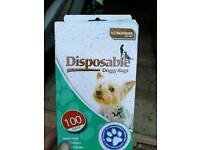 Job lot 480 dog poo bags