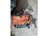 Vauxhall redtop engines and spares