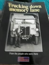 Tracking down memory lane